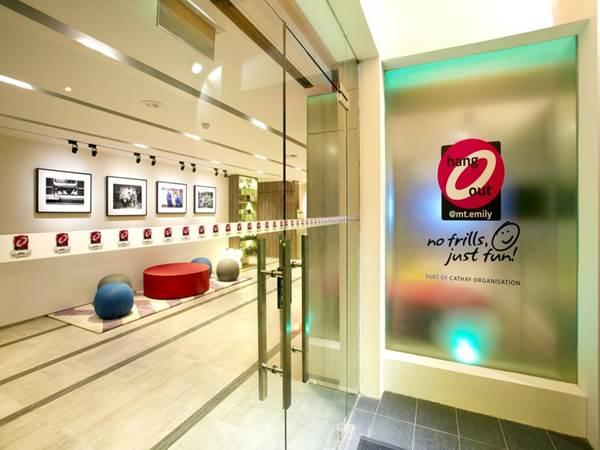 Hangout Hotel i Singapore