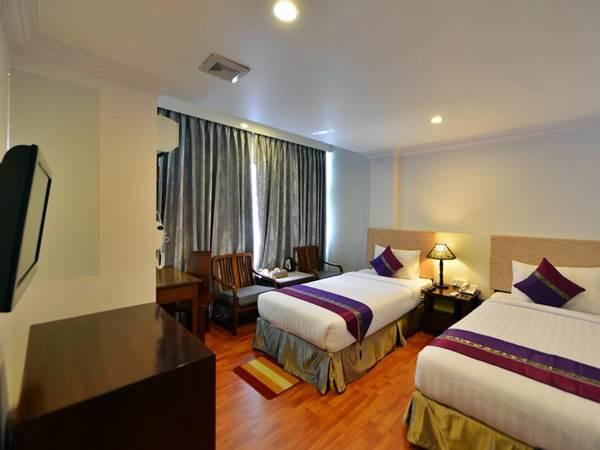 Hotel K - Exempel på rum