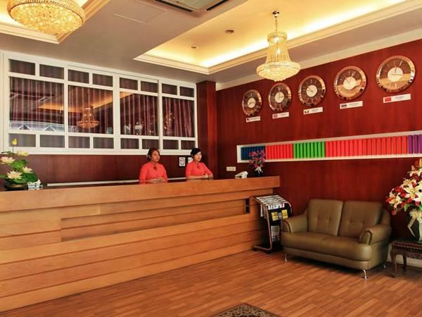 Hotel K i Rangoon
