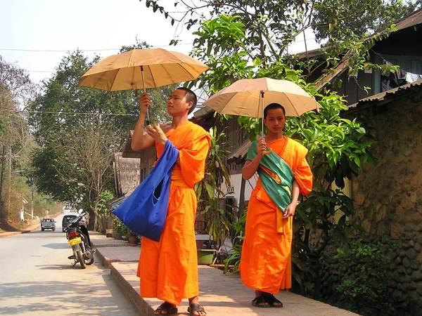 Luang Prabang i Laos