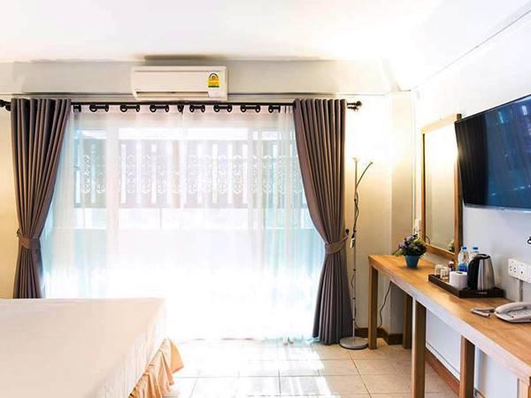 Ratana Hotel - Exempel på rum