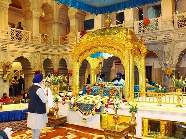Sheeshganj Gurudwara, Delhi