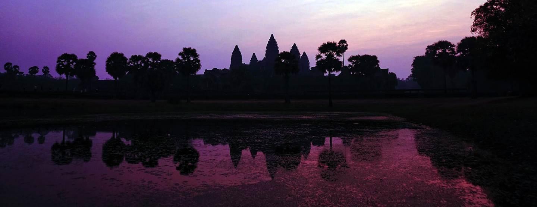 Genom Kambodja – Från Bangkok till Ho Chi Minh City