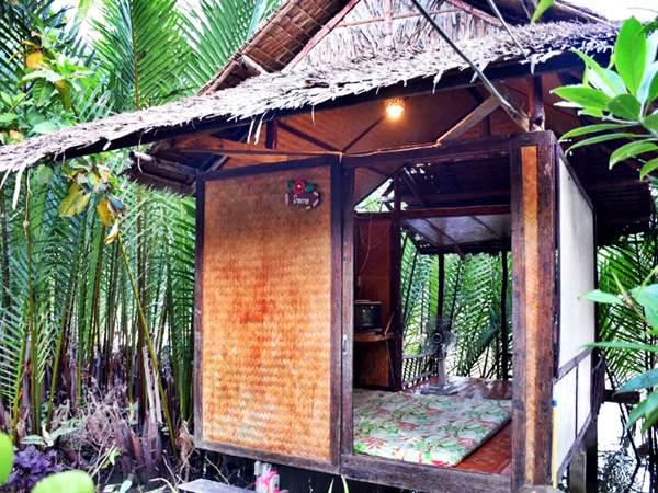 Baan Rim Klong - Exempel på rum