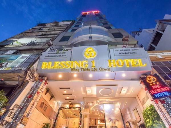 Blessing Central Saigon Hotel