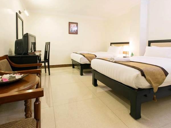 Cardamom Hotel - Exempel på rum