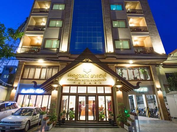 Cardamom Hotel i Phnom Penh