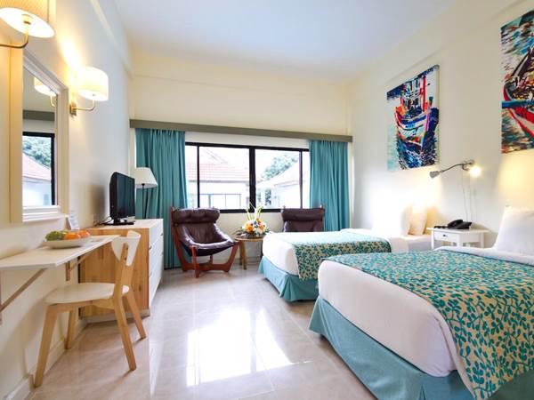 Chom View Hotel - Exempel på rum