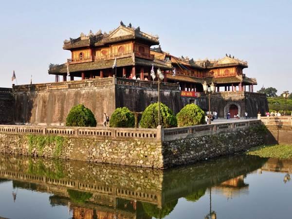 Citadellet i Hué