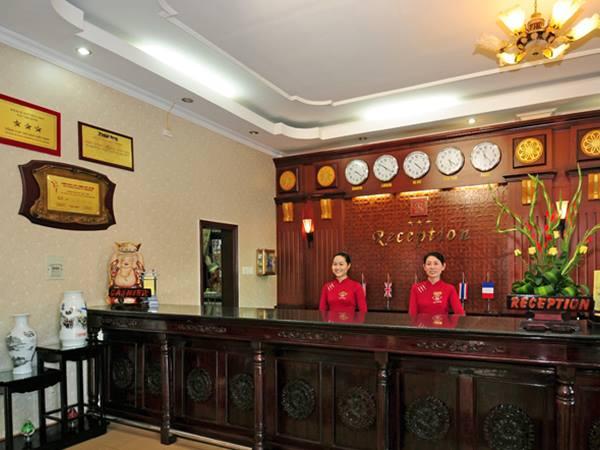 Duy Tan Hotel i Hue