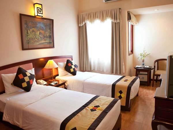 Hong Ngoc Cochinchine Hotel - Exempel på rum