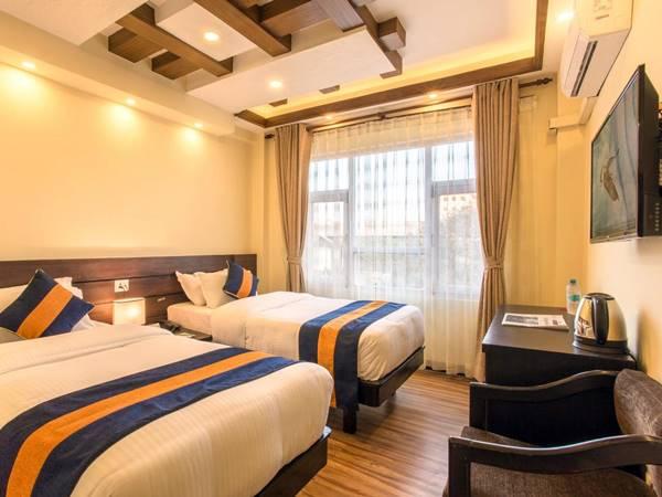 Hotel Norbulinka - Exempel på rum
