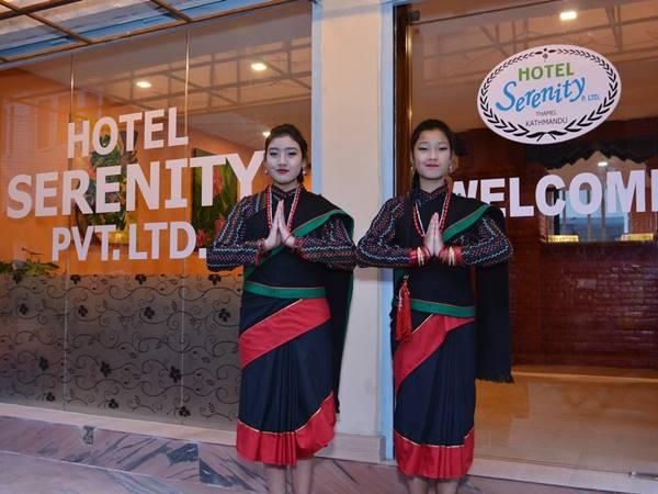 Hotel Serenity, Kathmandu