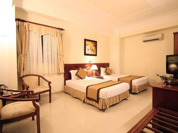 Le Duy Hotel - Exempel på rum