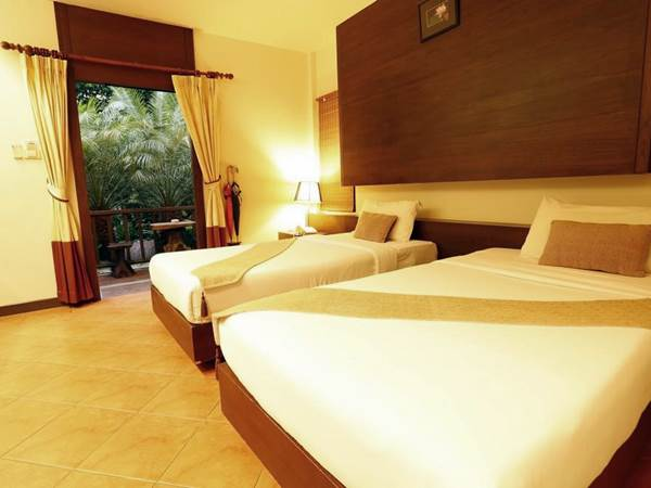 Riverkwai Bridge Resort - Exempel på rum