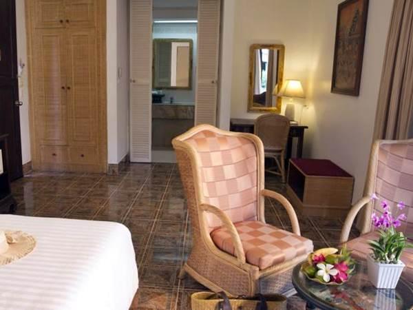 Samui Palm Beach Resort - Exempel på rum