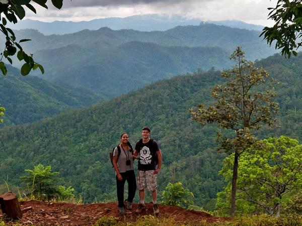 Trekking, Chiang Rai