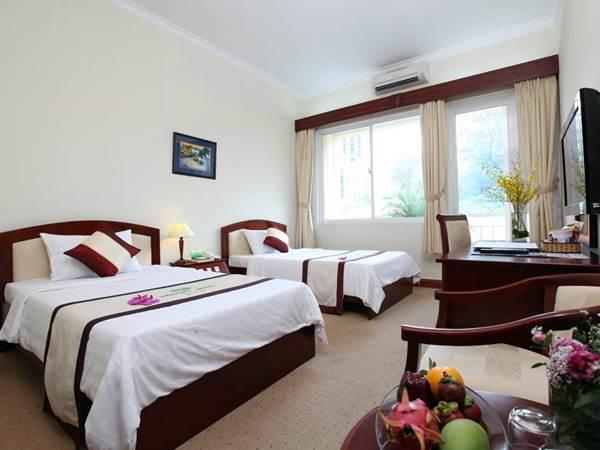 Victory Hotel - Exempel på rum