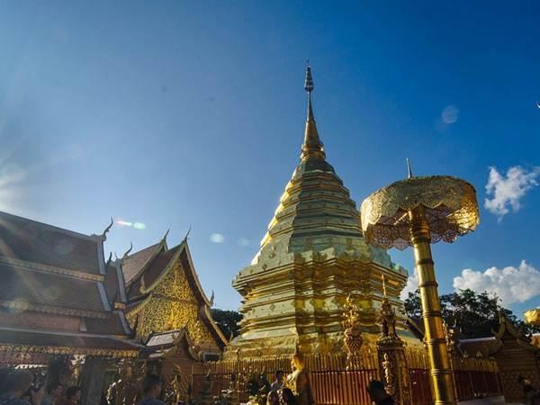 Wat Doi Suthep, Chiang Mai