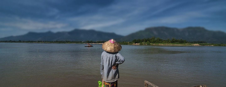 18 till 29: Norra Thailand, Laos & Kambodja