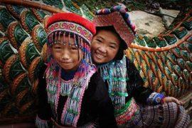 gruppresor-norra-thailand