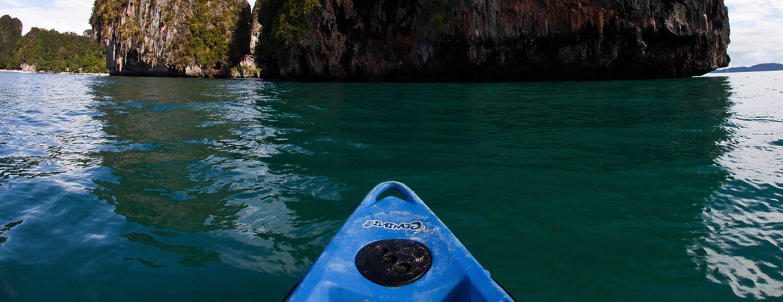 Thailands västkust: Från Bangkok till Phuket [TAC+]