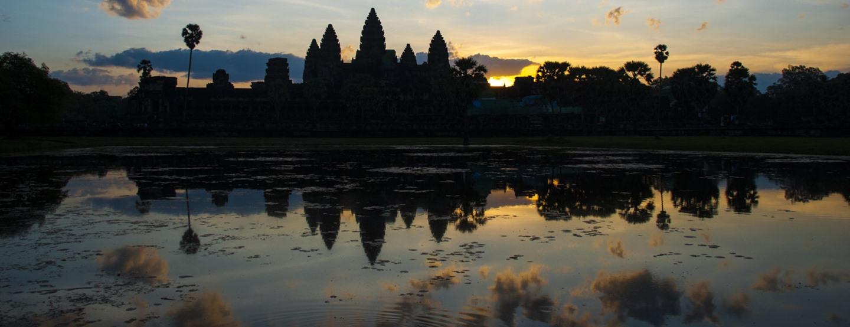 18 till 29: Kambodja – Från Ho Chi Minh City till Bangkok