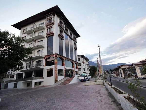 Hotel Dorji Elements, Thimphu