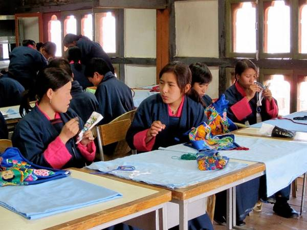 School of Arts and Crafts, Thimphu