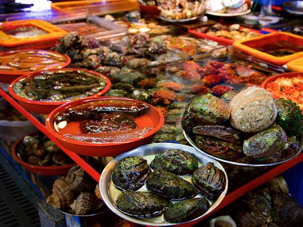Jalgachi-marknaden,  Pusan