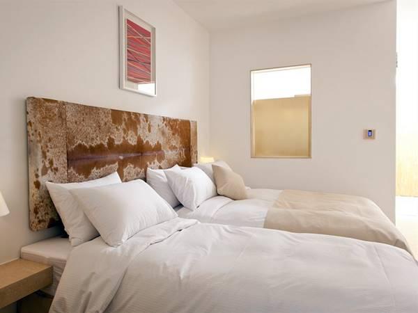 Marigold Hotel - Exempel pa rum