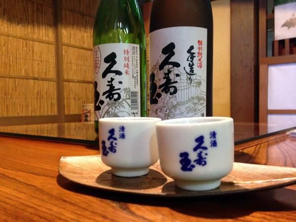 Sakeprovning i Takayama