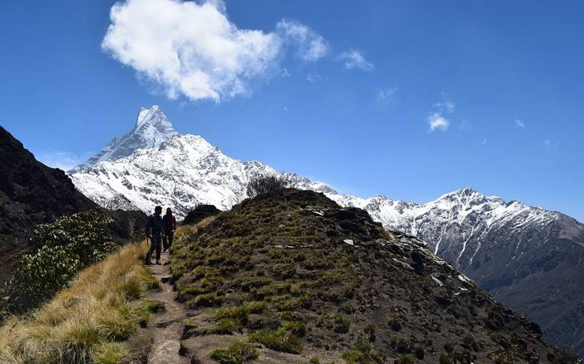 trekking-vandring-nepal-packning