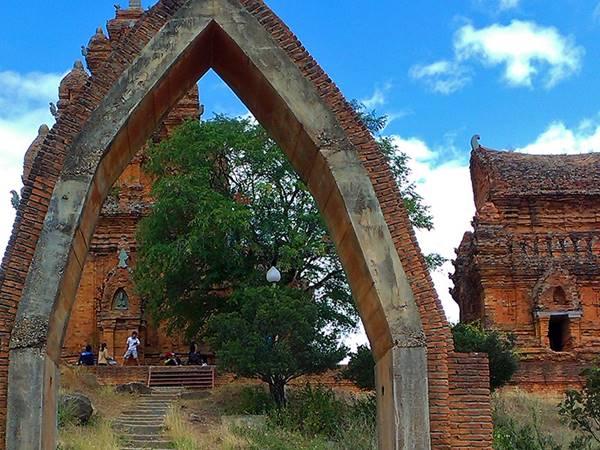 Po Klong Garai, Phan Rang