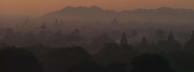 18 till 29: Utforska spännande Burma/Myanmar