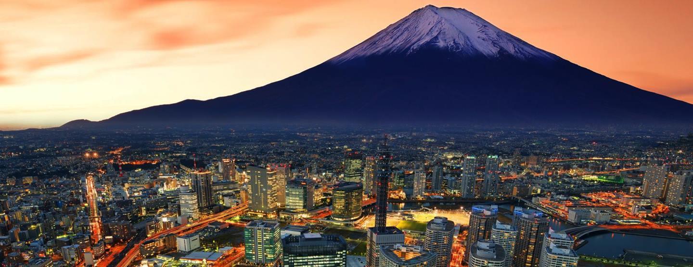 Budgetresa: Japan från Osaka till Tokyo