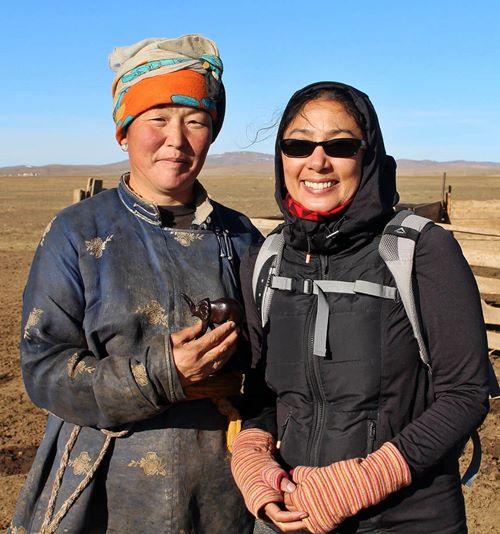 Äventyr och rundresa i Mongoliet