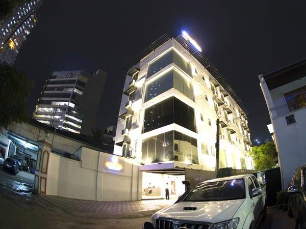 City Hotel Colombo